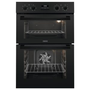 Zanussi ZOD35802BK Built In Multifunction Double Oven – BLACK