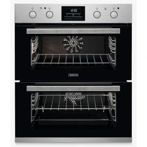 Bosch NBS533BW0B Serie 4 Built Under Double Oven – WHITE