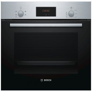 Bosch HHF113BR0B 60cm Serie 6 Single Oven – STAINLESS STEEL
