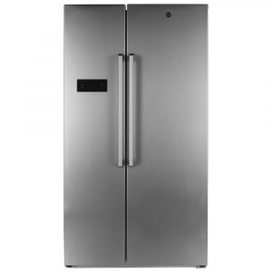 Hoover HSBSF178XK American Style Fridge Freezer Non Ice & Water – STAINLESS STEEL