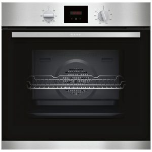 Neff B1HCC0AN0B CircoTherm Single Oven – STAINLESS STEEL