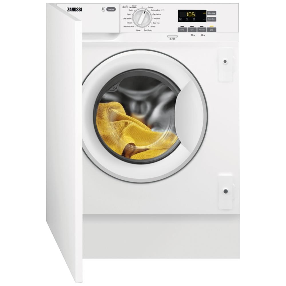 Zanussi Z712W43BI 7kg Fully Integrated Washing Machine