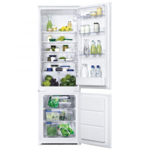 Zanussi ZBB28441SV 178cm Integrated 70/30 Low Frost Fridge Freezer