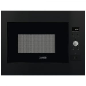 Zanussi ZBM26642BA Built In Microwave For Tall Housing – BLACK