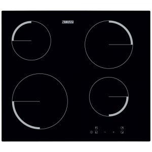 Zanussi ZEV6240FBV 59cm Frameless Ceramic Hob – BLACK