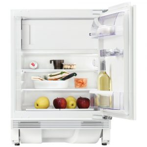 Zanussi ZQA12430DV Integrated Built Under Fridge With Ice Box