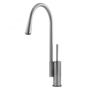 Caple COR/SS Cory Single Lever Tap – STAINLESS STEEL