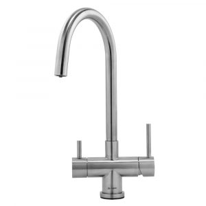 Caple DALPUR2/SS Dalton Puriti 2 Lever Filter Tap – STAINLESS STEEL