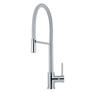 Caple NAV/CH Navitis Single Lever Pull-Out Spray Tap – CHROME
