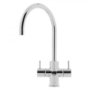 Caple ARDPUR/CH Ardor Puriti 3 Lever Filter Tap – CHROME