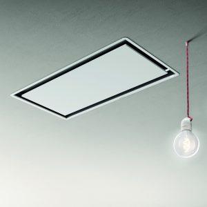 Elica ILLUSION16-WH 100cm Ceiling Extractor 16cm Deep – WHITE