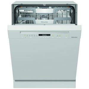 Miele G7100SCI 60cm Semi Integrated Dishwasher – WHITE