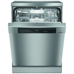 Miele G7310SCCLST 60cm Freestanding AutoDos Dishwasher – STAINLESS STEEL