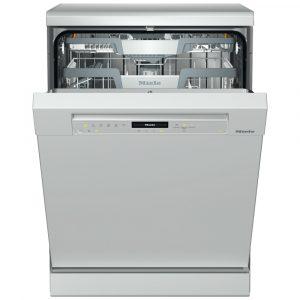 Miele G7310SCWH 60cm Freestanding AutoDos Dishwasher – WHITE