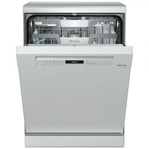 Miele G7312SCWH 60cm Freestanding AutoDos Dishwasher – WHITE