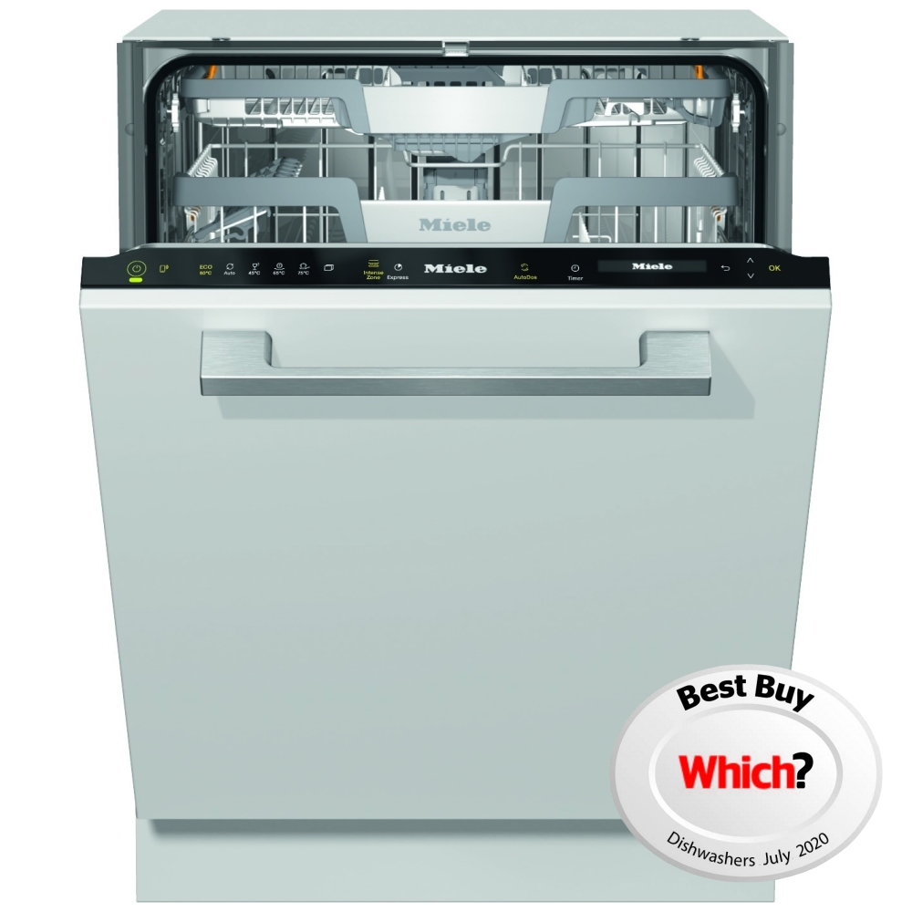 Miele G7362SCVI 60cm Fully Integrated AutoDos Dishwasher