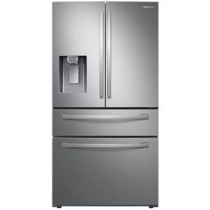 Samsung RF24R7201SR French Style 4 Door Fridge Freezer Ice & Water – STAINLESS STEEL
