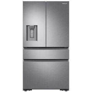 Samsung RF23M8080SR French Style 4 Door Fridge Freezer Ice & Water – STAINLESS STEEL
