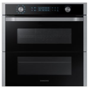 Samsung NV75N7677RS Built In Pyrolytic Dual Cook Flex Single Oven – STAINLESS STEEL