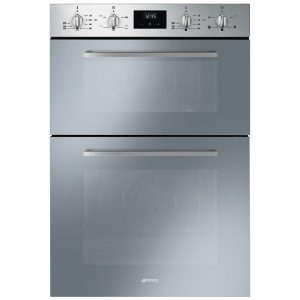 Smeg DOSF400S Built In Cucina Double Oven – STAINLESS STEEL