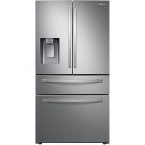 Samsung RF22R7351SR French Style 4 Door Fridge Freezer Ice & Water – STAINLESS STEEL