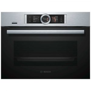 Bosch CSG656BS7B Serie 8 Built In Steam Combination Oven – STAINLESS STEEL