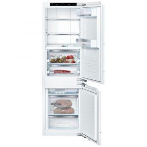 Bosch KIF86PF30 177cm Serie 8 Integrated 60/40 Frost Free Fridge Freezer