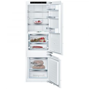 Bosch KIF87PF30 177cm Serie 8 Integrated 70/30 Low Frost Fridge Freezer