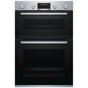 Bosch MBA5785S0B Built In Serie 6 Pyrolytic Double Oven – STAINLESS STEEL