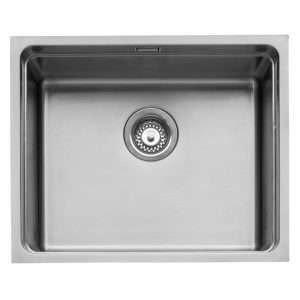 Caple AXL50 Axle 50 Single Bowl Sink – STAINLESS STEEL