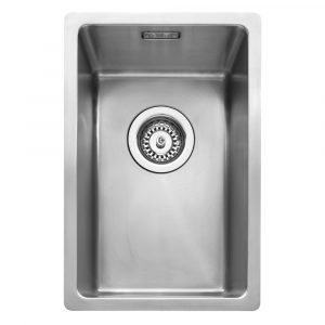 Caple MODE025 Mode 25 Single Bowl Sink – STAINLESS STEEL