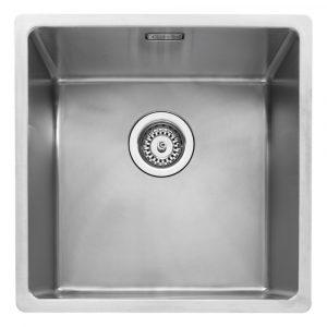 Caple MODE040 Mode 40 Single Bowl Sink – STAINLESS STEEL