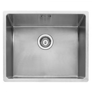 Caple MODE050 Mode 50 Single Bowl Sink – STAINLESS STEEL