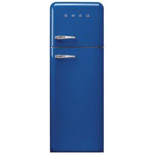 Smeg FAB30RBE3 60cm Retro Fridge Freezer Right Hand Hinge – BLUE