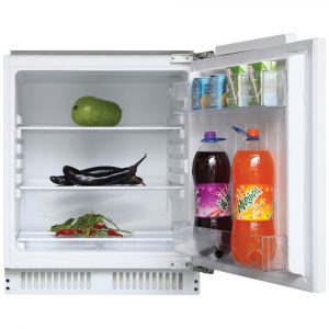 Hoover HBRUP160NK Integrated Built Under Larder Fridge