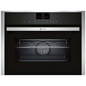 Neff C17FS32H0B Compact Steam Combination Oven – STAINLESS STEEL