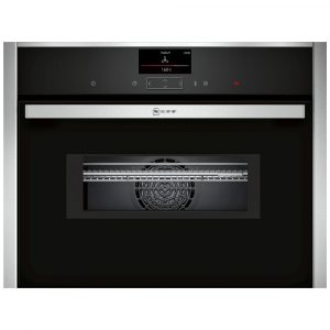 Neff C17MS32H0B N90 Built In Combination Microwave – STAINLESS STEEL