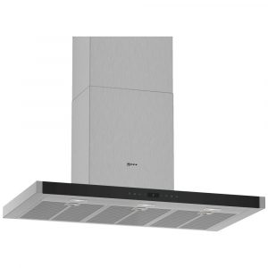 Neff D95BMP5N0B 90cm Chimney Hood – STAINLESS STEEL