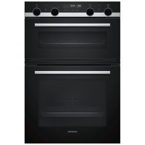 Siemens MB578G5S0B IQ-500 Built In Pyrolytic Multifunction Double Oven – STAINLESS STEEL