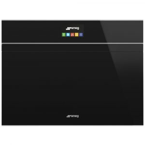 Smeg SF4604PVCNX1 Dolce Stil Novo Steam Combination Oven With Electronic Handle – BLACK