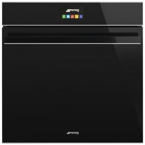 Smeg SFP6604STNX Dolce Stil Novo Pyrolytic Multifunction Steam Assist Oven – BLACK