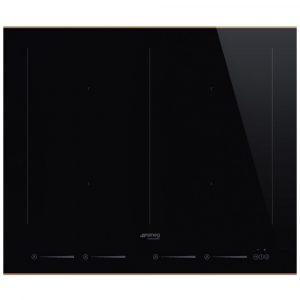 Smeg SIM662WLDR 60cm Dolce Stil Novo Multizone Induction Hob – COPPER