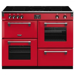 Stoves RICHMOND DX S1100EICBHJA Richmond 1100mm Induction Cooker – RED
