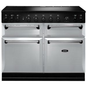 AGA Masterchef MDX110EIPAS Masterchef Deluxe 110cm Induction Range Cooker 121880 – PEARL ASHES