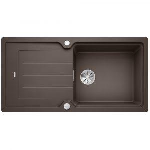 Blanco CLASSIC NEO XL 6 S COFFEE Silgranit Single Bowl Inset Sink BL467883 – COFFEE
