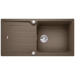 Blanco CLASSIC NEO XL 6 S NUTMEG Silgranit Single Bowl Inset Sink BL468156 – NUTMEG