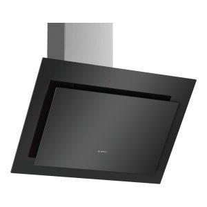 Bosch DWK87CM60B Serie 4 80cm Angled Chimney Hood – BLACK