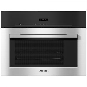 Miele DG2740 60cm Built In Compact Steam Oven – STAINLESS STEEL