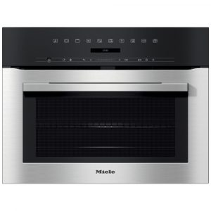 Miele H7140BM ContourLine Built In Combination Microwave – STAINLESS STEEL
