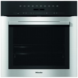 Miele H7164B Built In Multifunction Single Oven – STAINLESS STEEL